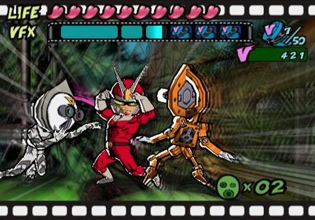 Viewtiful Joe 2 - 45588