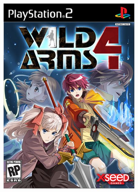 Wild Arms 4 - 52233