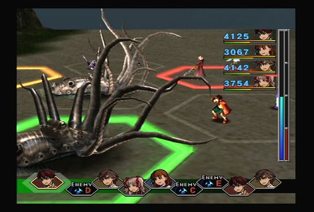 Wild Arms 4 - 52237