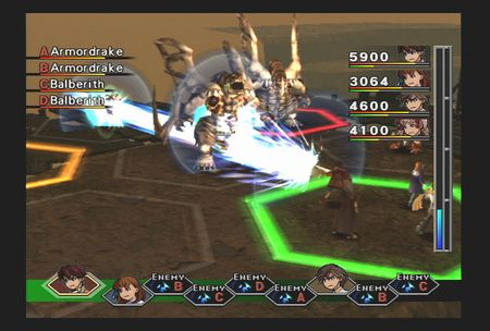 Wild Arms 4 - 52239
