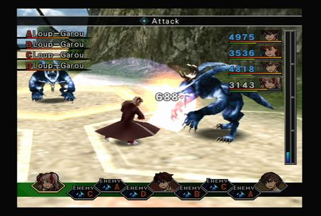 Wild Arms 4 - 52244