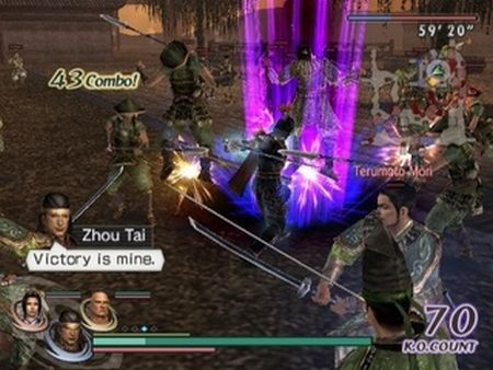 Warriors Orochi 2 - 59598
