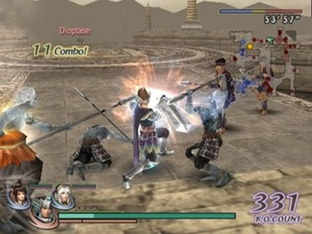 Warriors Orochi 2 - 59602