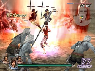 Warriors Orochi 2 - 59605