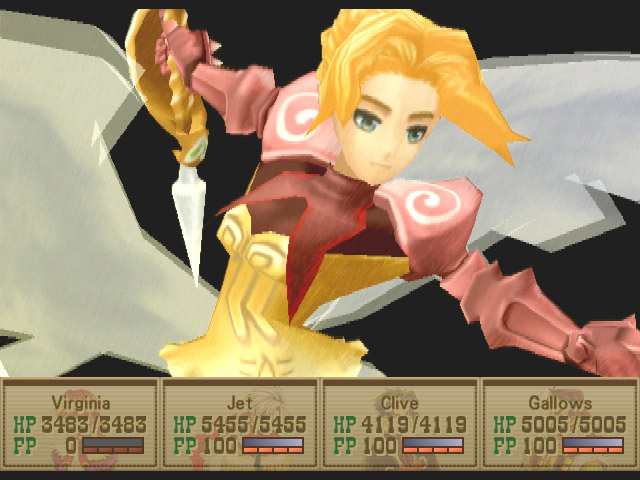 Wild Arms 3 - 35125