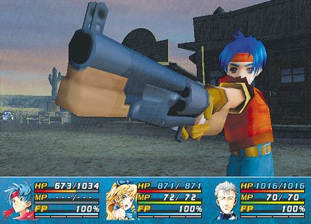 Wild Arms: Alter Code F - 48935
