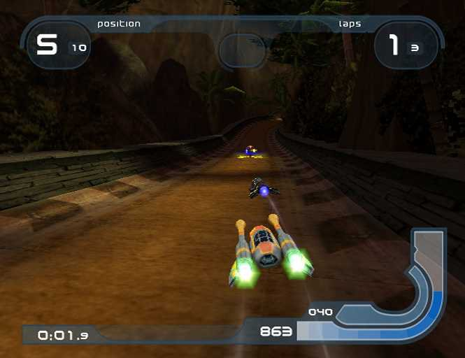 Wipeout Fusion - 25018