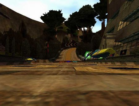 Wipeout Fusion - 25028