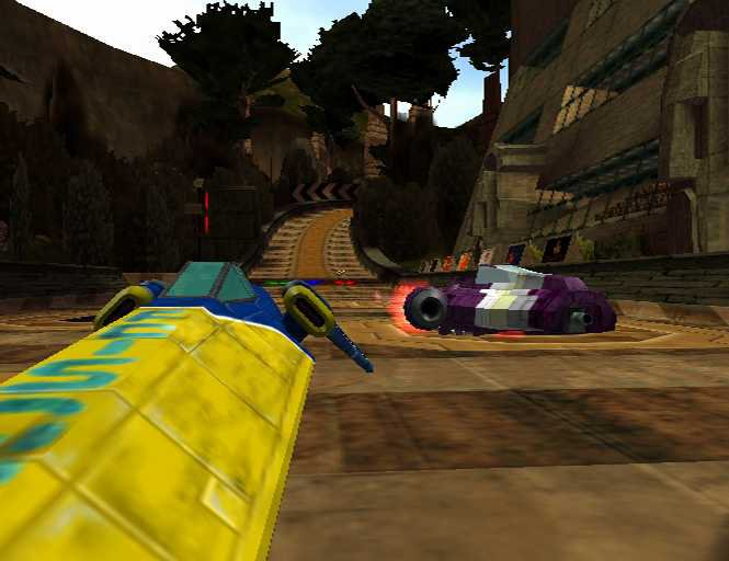 Wipeout Fusion - 25032