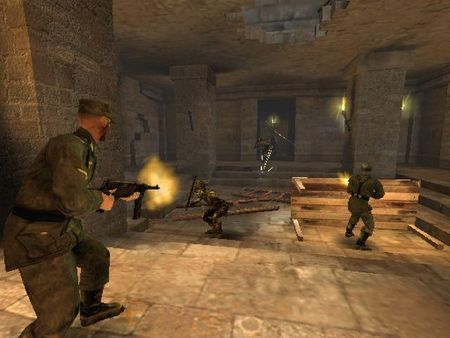 Return to Castle Wolfenstein: Operation Resurrection  - 39729
