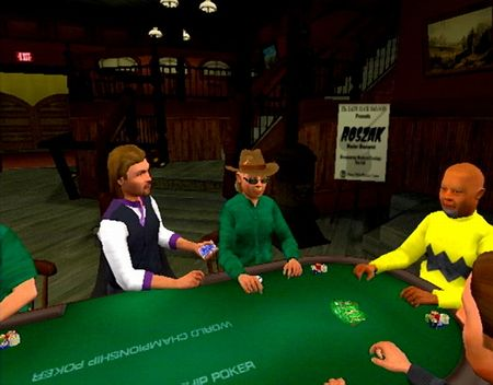 World Championship Poker - 48474