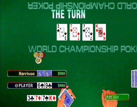 World Championship Poker - 48476