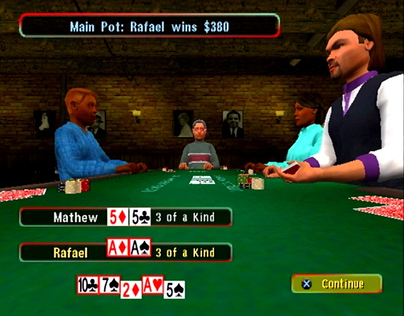 World Championship Poker - 48478