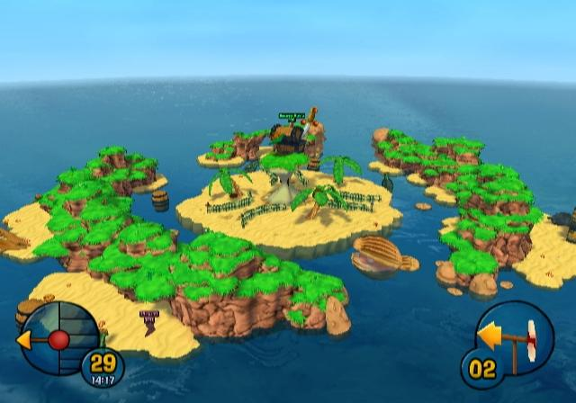Worms 3D - 40018