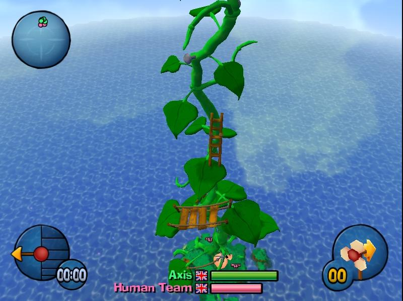 Worms 3D - 40020