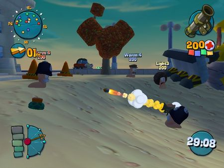 Worms 4: Mayhem - 48154