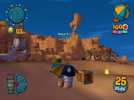 Worms 4: Mayhem - 48158