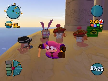 Worms 4: Mayhem - 48160