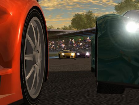 World Racing 2 - 49716