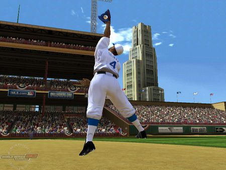 World Series Baseball 2K3 - 37179