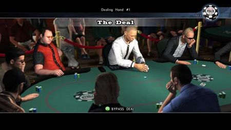 World Series of Poker 2008 - 59286