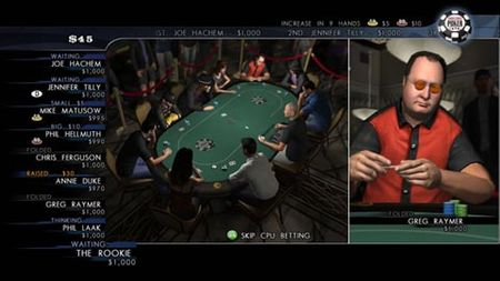 World Series of Poker 2008 - 59290