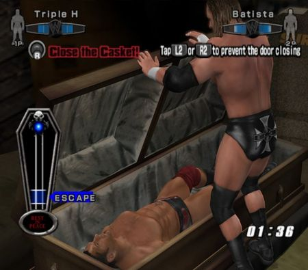 WWE: Smackdown! vs. Raw 2006 - 49878
