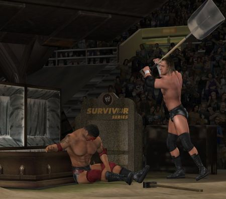 WWE: Smackdown! vs. Raw 2006 - 49883