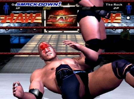 WWE Smackdown! Here Comes the Pain - 43480