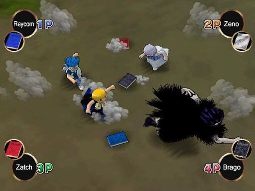 Zatch Bell! Mamodo Fury - 53402