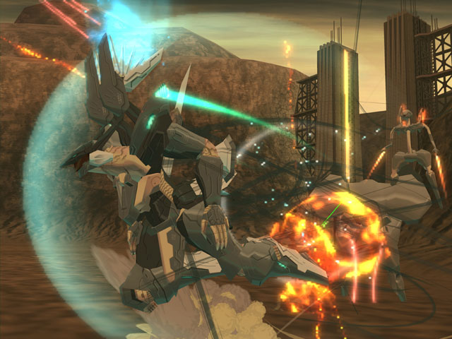 Zone of the Enders: 2nd Runner - 37765