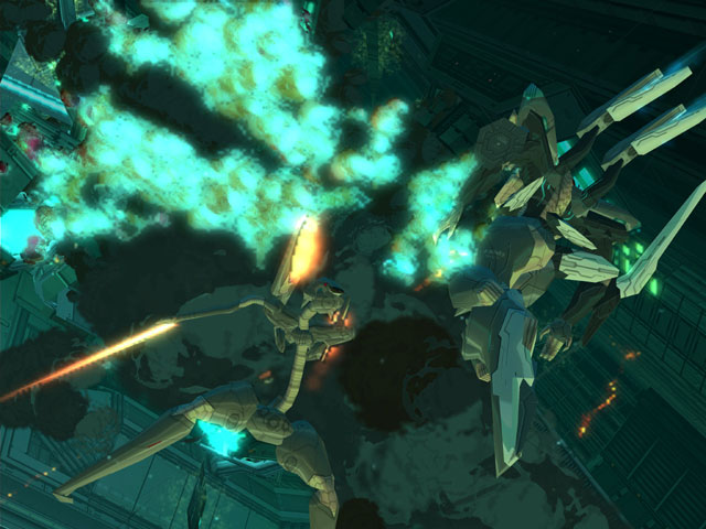 Zone of the Enders: 2nd Runner - 37769