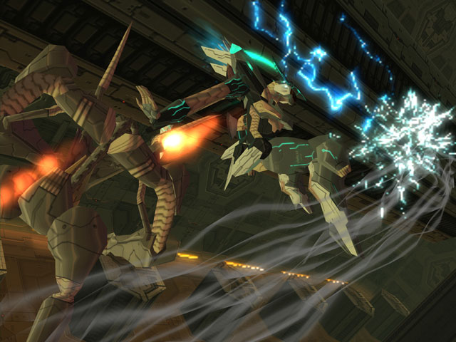 Zone of the Enders: 2nd Runner - 37770