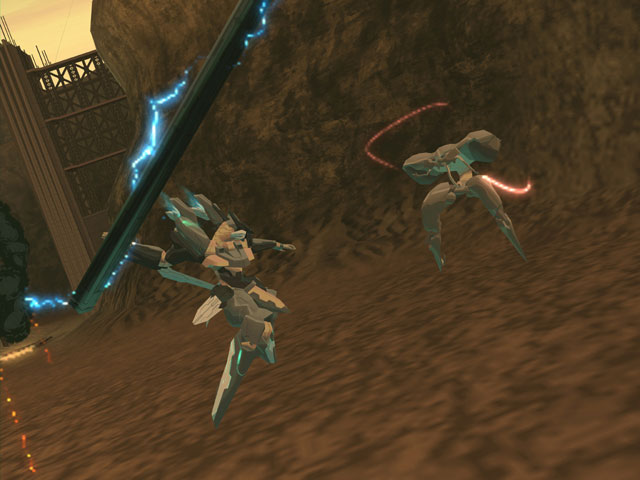 Zone of the Enders: 2nd Runner - 37778