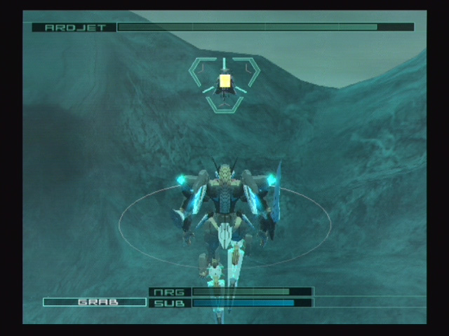 Zone of the Enders: 2nd Runner - 37746