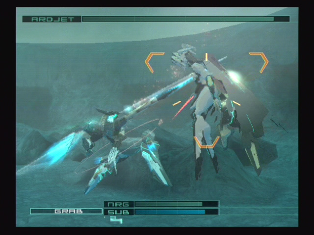 Zone of the Enders: 2nd Runner - 37747