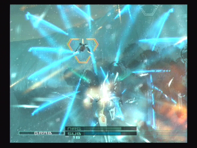 Zone of the Enders: 2nd Runner - 37750
