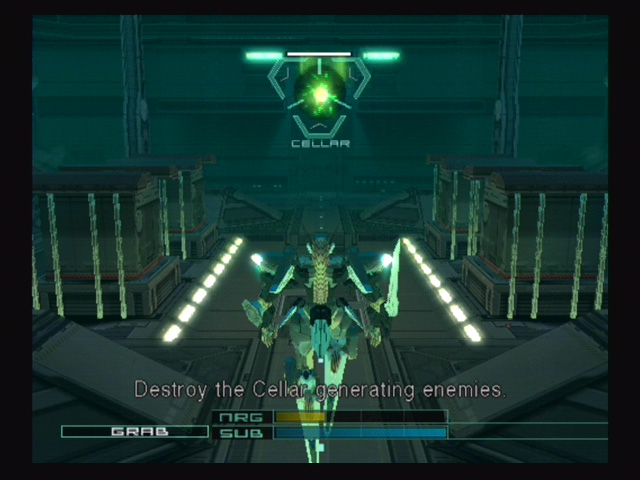 Zone of the Enders: 2nd Runner - 37757