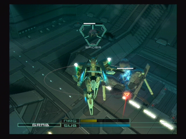 Zone of the Enders: 2nd Runner - 37759