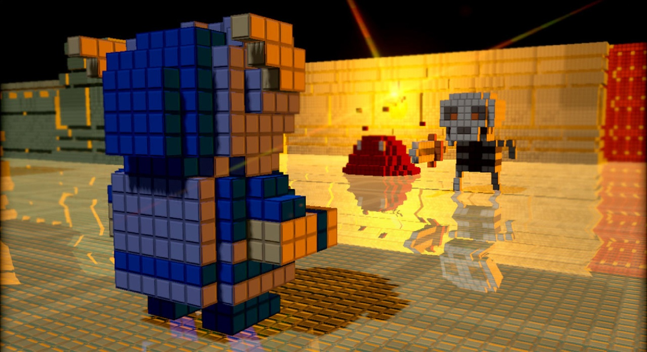 3D Dot Game Heroes - 39549