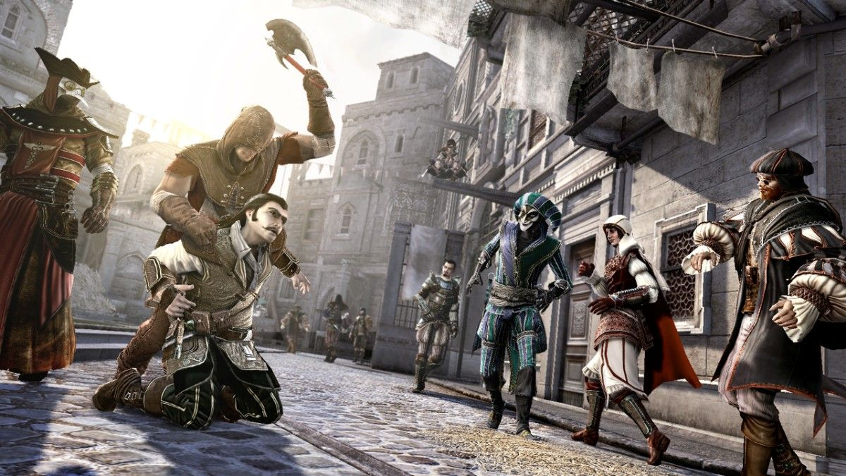 Assassin's Creed: Brotherhood - 41697