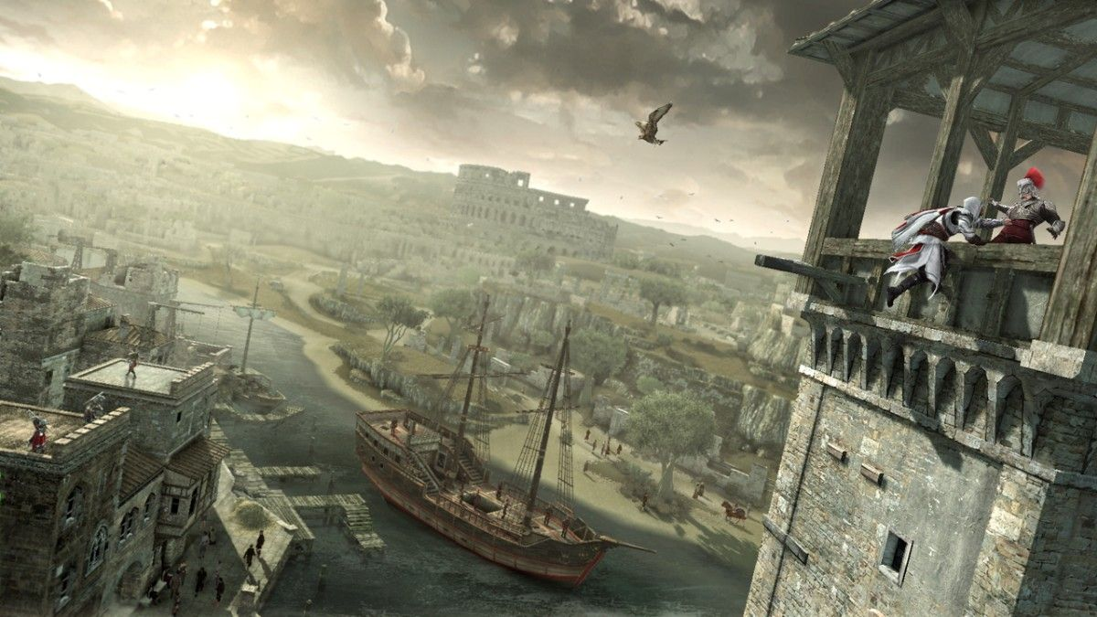 Assassin's Creed: Brotherhood - 41692