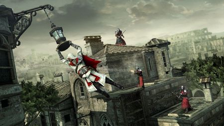 Assassin's Creed: Brotherhood - 41696
