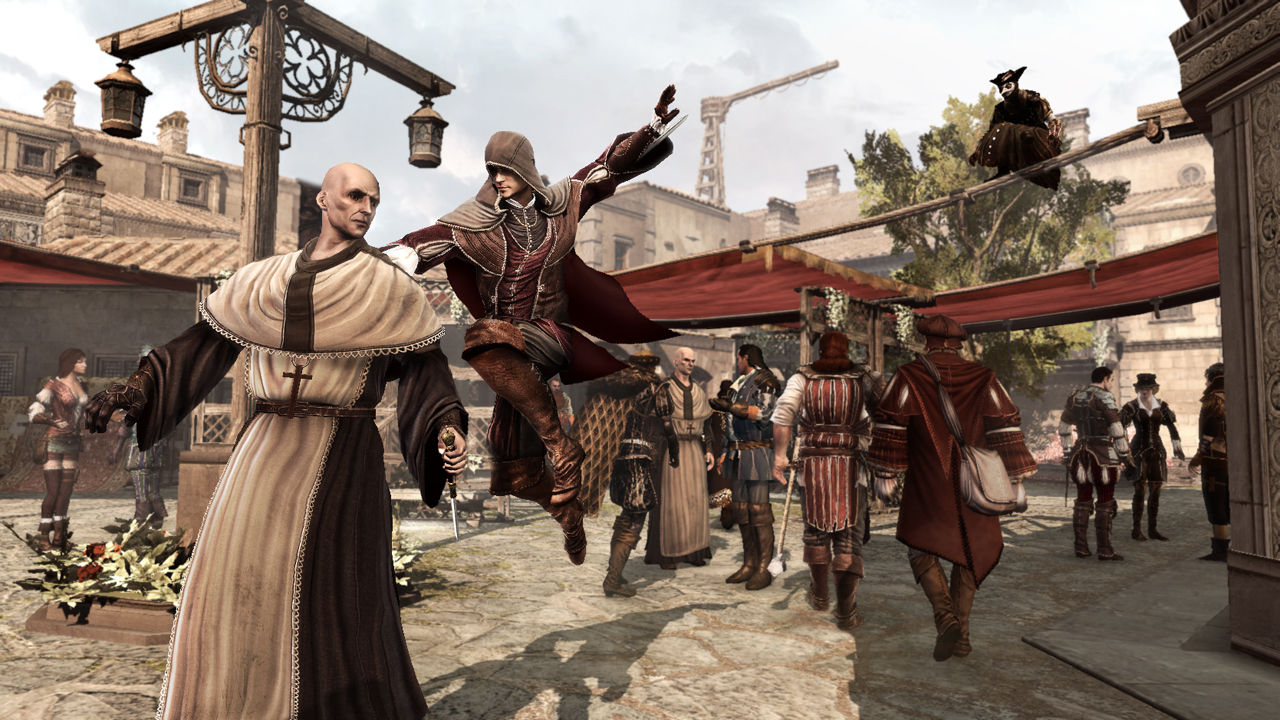 Assassin's Creed: Brotherhood - 41685