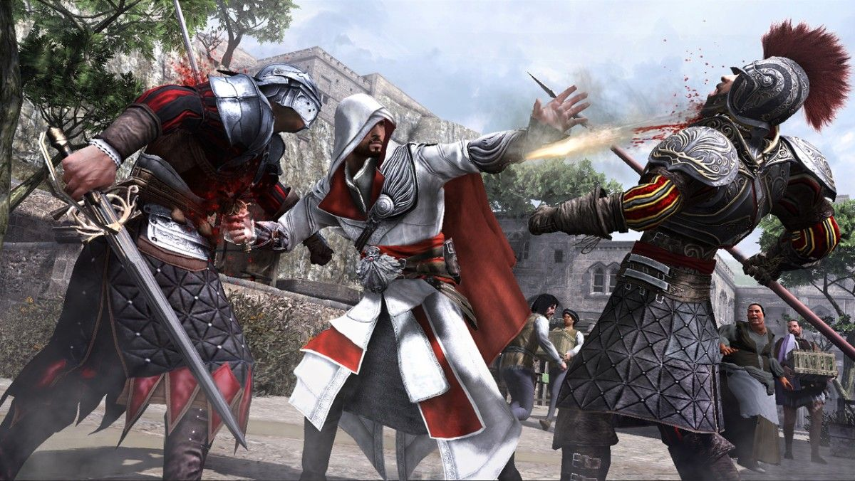 Assassin's Creed: Brotherhood - 41691