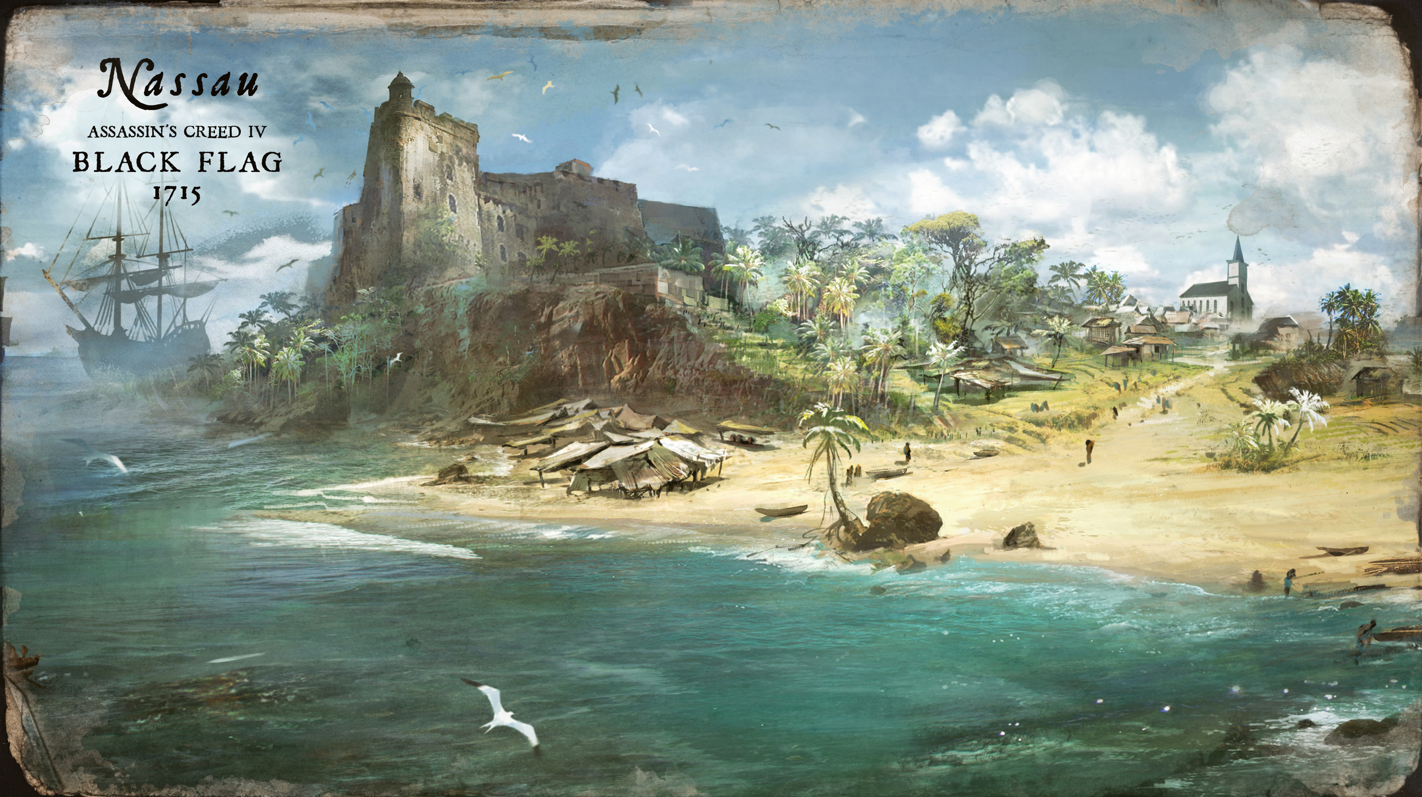 Assassin's Creed IV: Black Flag - 49683