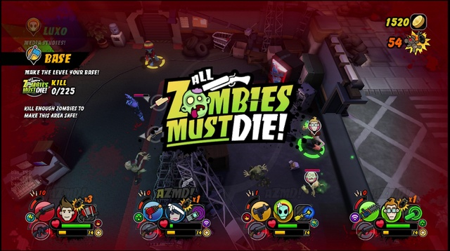 All Zombies Must Die! - 45837