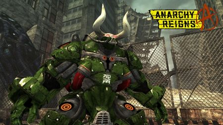 Anarchy Reigns - 48229