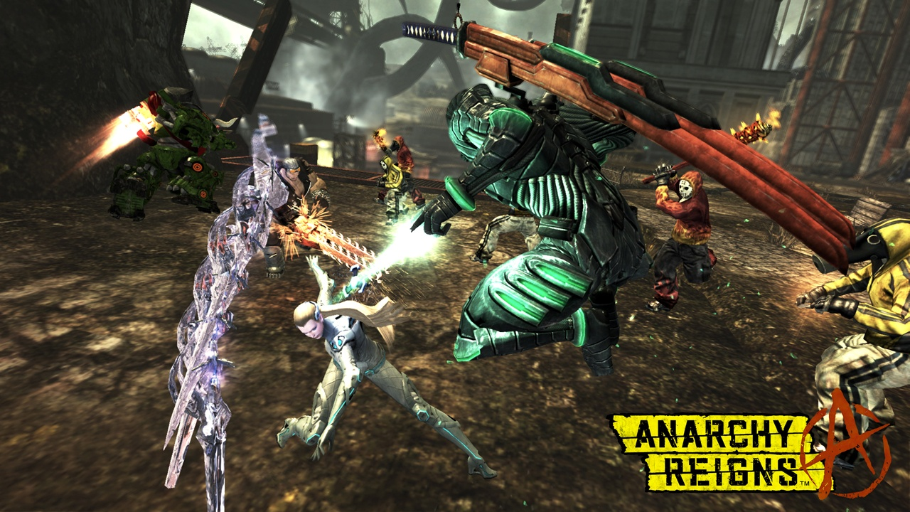 Anarchy Reigns - 48234