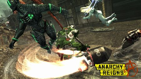 Anarchy Reigns - 48230